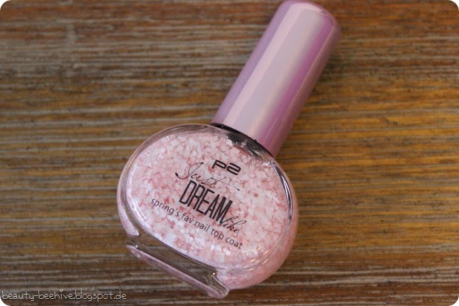 p2 just dream like peach daylight dots nagellack