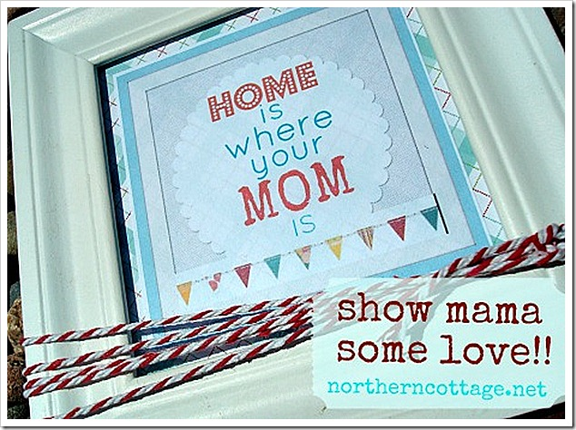 northern cottage - home is where mom is 2