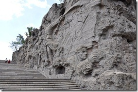 010-MO-mamaiev kourgan-escalier d'accés