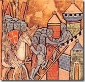 0602 les Croisés prennent Antioche