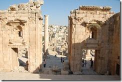 Oporrak 2011 - Jordania ,-  Jerash, 19 de Septiembre  85