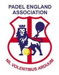 padel england association logo