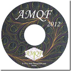 AMQF 2012 DVD Label