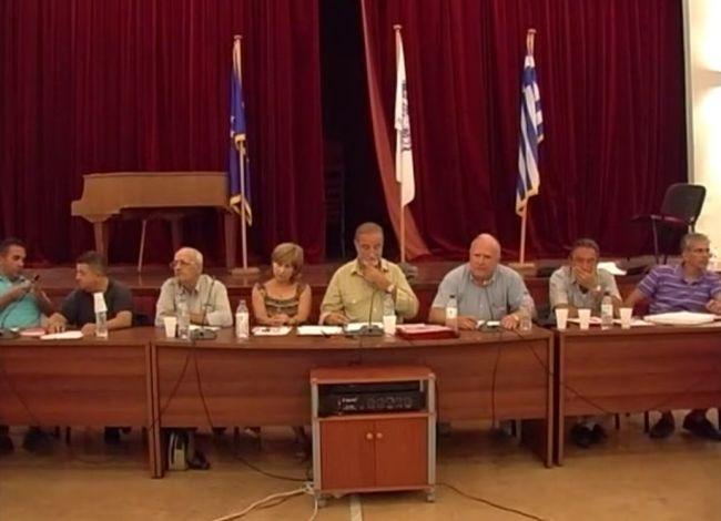 Δείτε το τελευταίο Δημοτικό Συμβούλιο της Ιθάκης σε video (5-10)