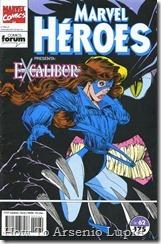 P00050 - Marvel Heroes #62
