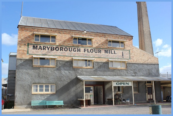Maryborough flour mill building