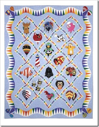Balloon Festival Quilt