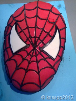 tarta spiderman (2)