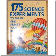 175 Science Experiments