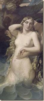 La signora dall'acqua di Edvard Munch, 1896