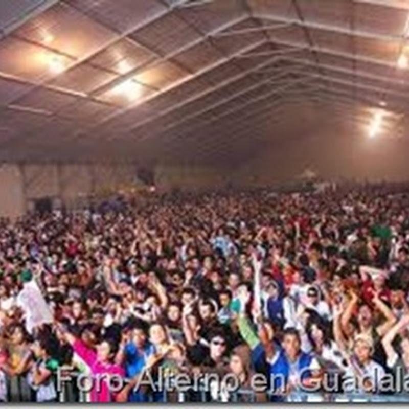 Foro Alterno en Guadalajara: Cartelera de conciertos 2013