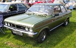 Vauxhall 1973 Magnum