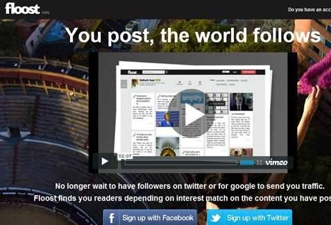 floost-homepage