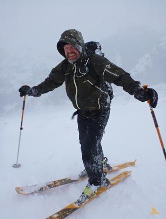 Skitur Austerinden