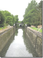 Lot Mead lock