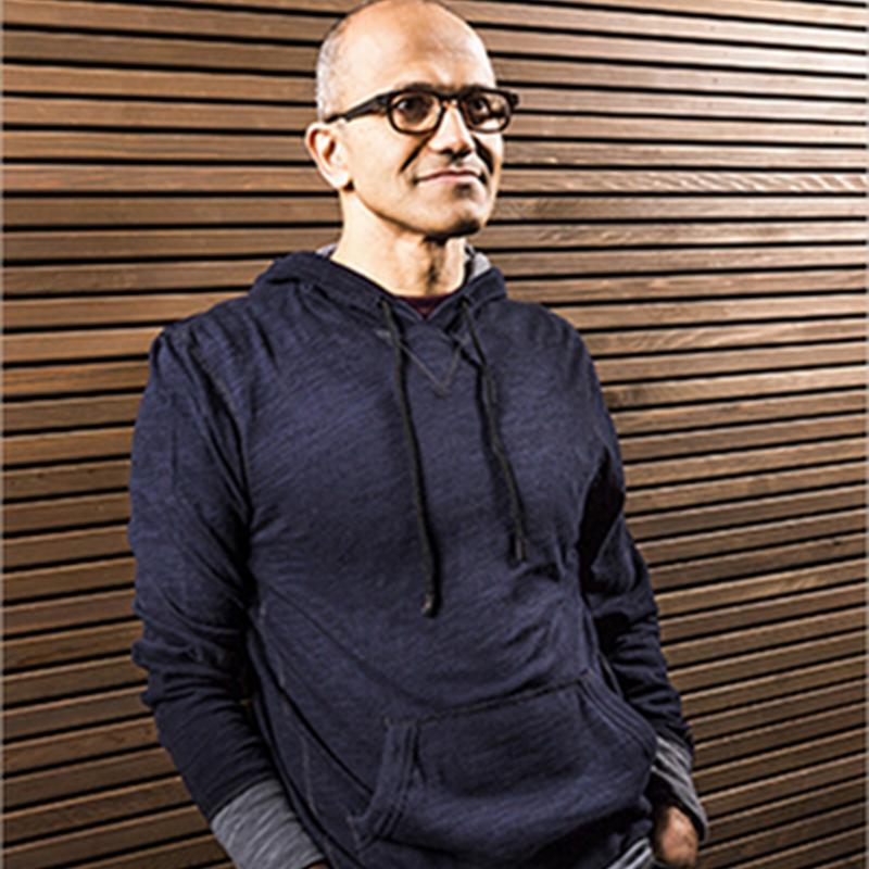 Conoce a Satya Nadella, el nuevo CEO de Microsoft