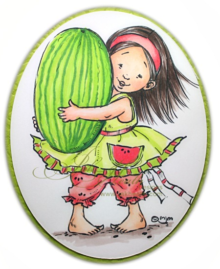 watermelon girl2