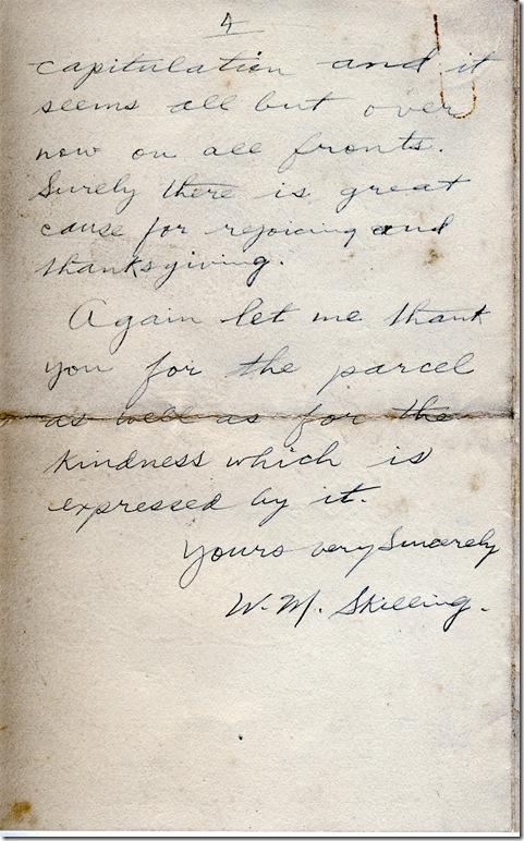 31 Oct 1918 4
