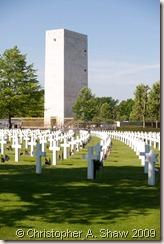 Netherland American Cemetery