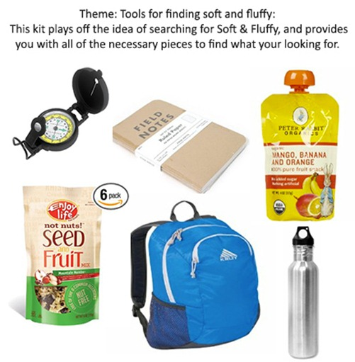 Tools for finding soft & fluffy GIVEAWAY