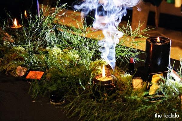 Illamasqua - Sacred Hour Launch in Sydney (1)