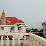 Qingdao - Vue sur la mer depuis l'hôtel