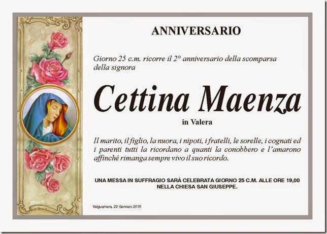 Maenza Cettina