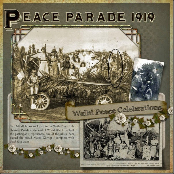 Peaceparade