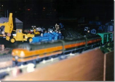 03 LK&R Layout at the Triangle Mall in November 1995