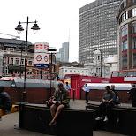 victoria underground in London, London City of, United Kingdom