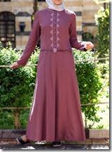 Model Baju dan Rok Muslim 2014