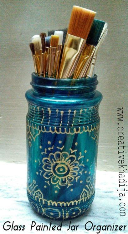 glass-painted-jar-organizer-tutorial-559x1024