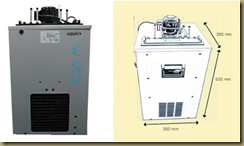оборудование для розлива двух сортов пива: пивной охладитель, пивний охолоджувач корнелиус украина