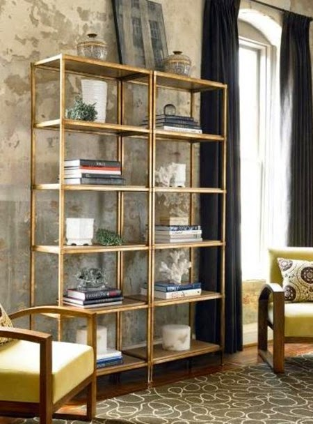 Higdon Furniture Drexel Heritage Pinacle Etagere