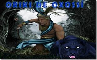 ORIKI OXOSSI