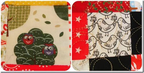 Bird fabrics