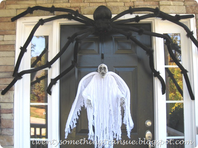 Halloween Front Door 3
