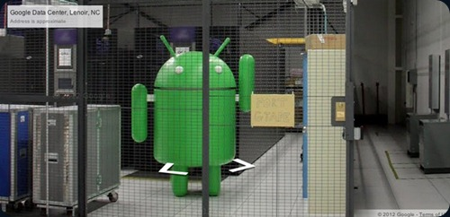 Google Fort-Gtape-Android-Cage