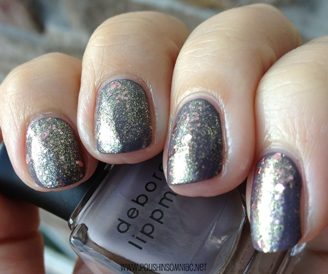 Deborah Lippmann Baby I'm A Star over Planet Rock 2