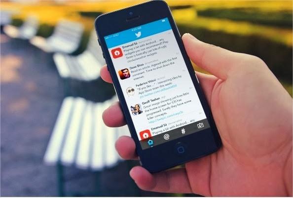 19 increíbles interfaces de aplicaciones móviles hechas para iOS 7 7
