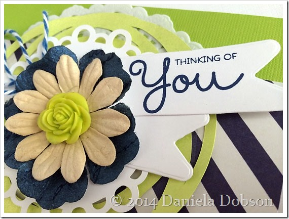 Thinking of you close by Daniela Dobson