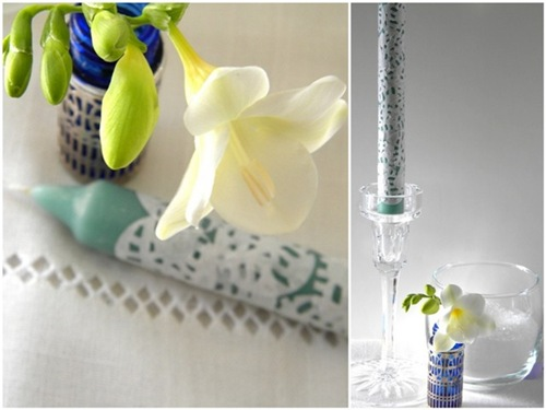 Blog Blue Candles_collage