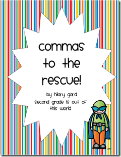 commas to the rescue