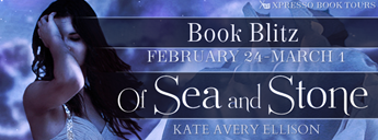 {Interview+Giveaway} Of Sea and Stone by Kate Avery Ellison