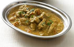 West Indian Lamb Stew