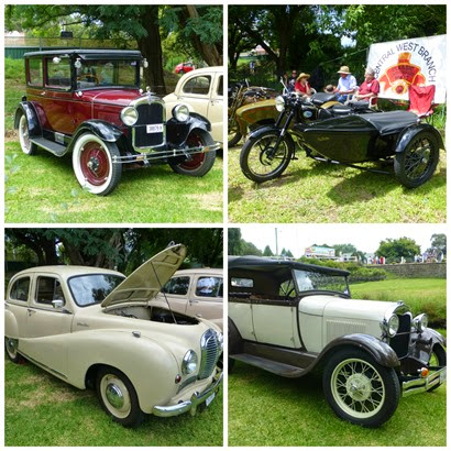 Carcoar - Cars and Bikes