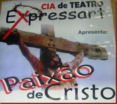 TEATRO PAIXÃO DE CRISTO