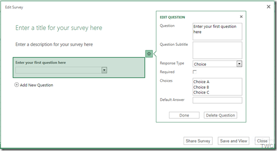 ExcelSurvey2z