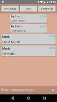 Screenshot of Instant WiFi Chat
