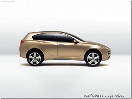 Alfa Romeo Kamal Concept (2003)2